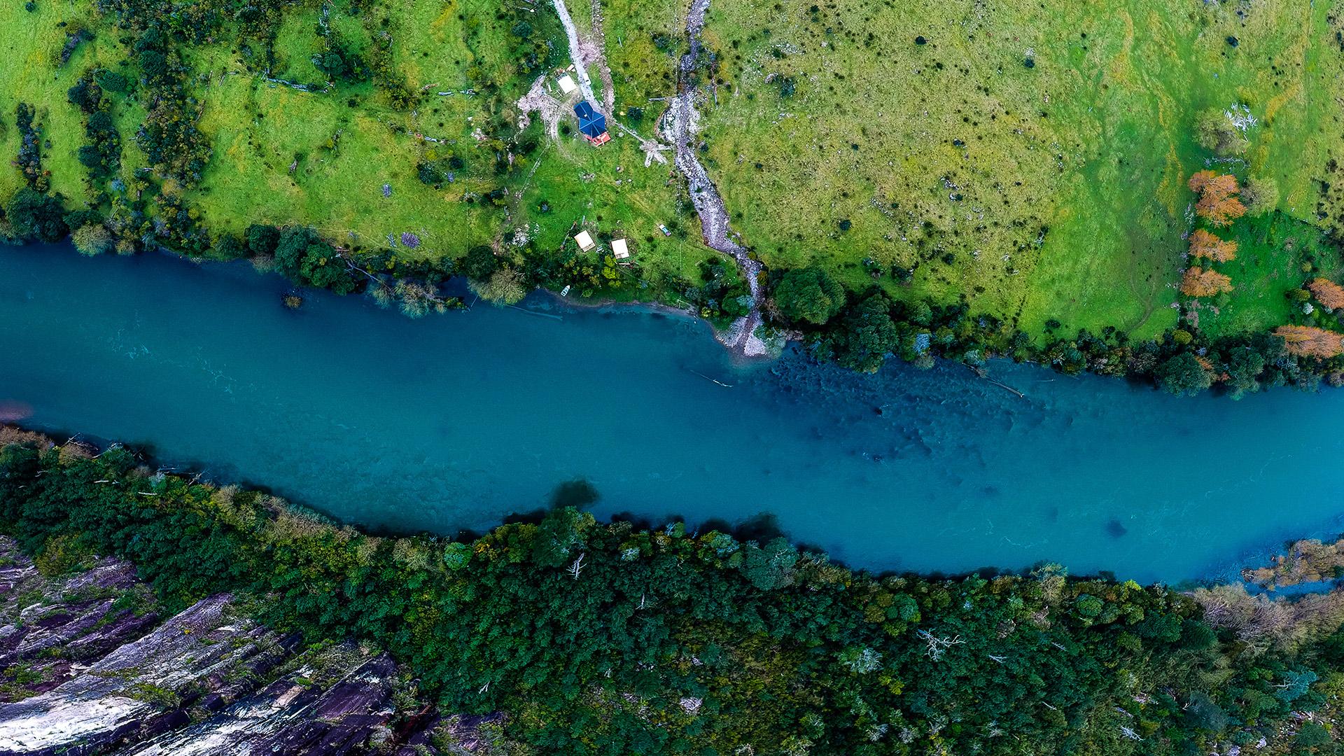 Located Along the Futaleufú River.